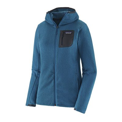 džemperis patagonia r1 air full zip hoody stbl