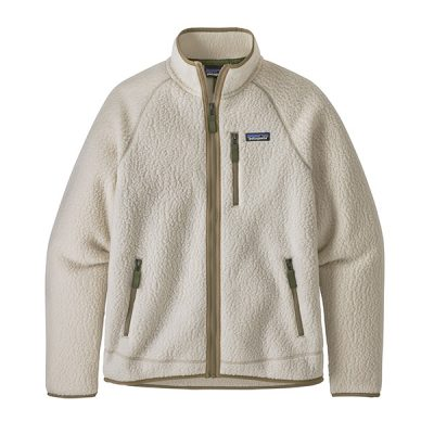 flisas patagonia retro pile jacket nat