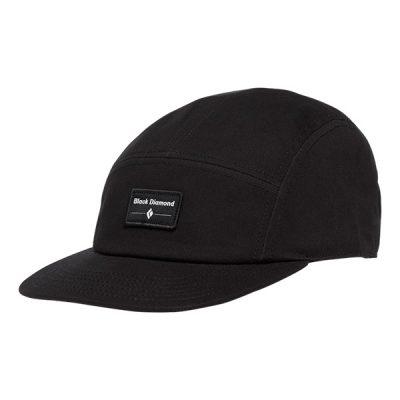 kepure su snapeliu black diamond camper cap black