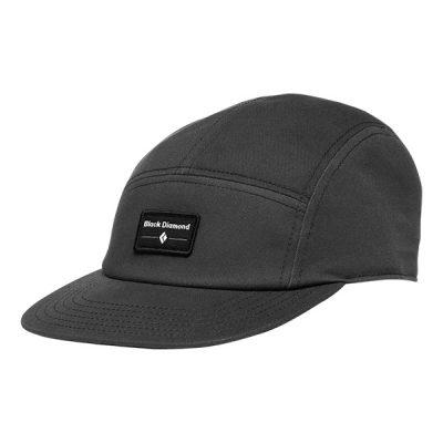 kepure su snapeliu black diamond camper cap grey