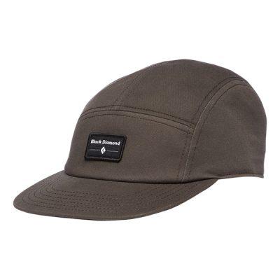 kepure su snapeliu black diamond camper cap walnut