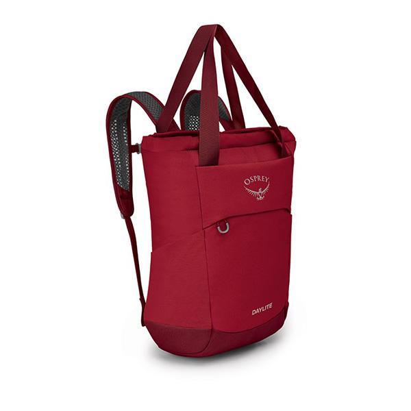 kuprine osprey daylite tote pack cosmic red