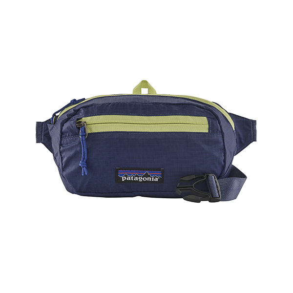 patagonia hip pack ultralight black hole cubl