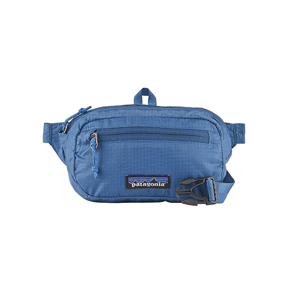 patagonia hip pack ultralight black hole stbl