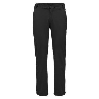 turistines kelnes black diamond alpine light pants black