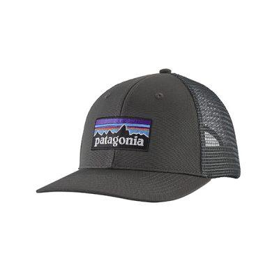 kepurė su snapeliu patagonia trucker cap mid crown fge