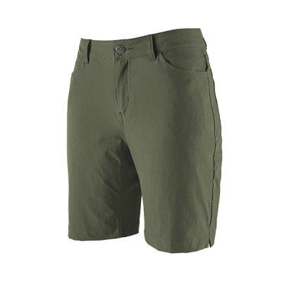 mot šortai patagonia skyline traveler shorts kagr