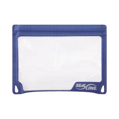 neperšlampamas dėklas smulkmenoms sealline e-case blue medium