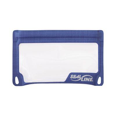 neperšlampamas dėklas smulkmenoms sealline e-case blue small