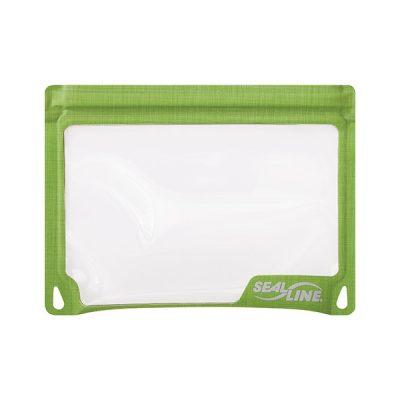 neperšlampamas dėklas smulkmenoms sealline e-case green medium