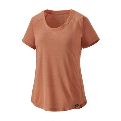 sportiniai moteriški marškinėliai patagonia capilene cool trail shirt memn