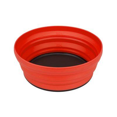 dubenelis sea to summit x-bowl red