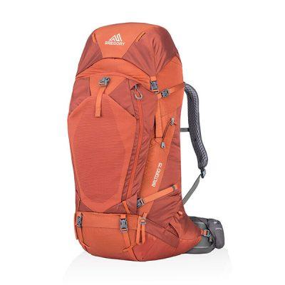 ekspedicinė kuprinė gregory baltoro 75 ferrous orange