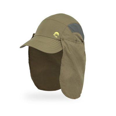 kepure nuo saules sunday afternoons adventure stow hat dark khaki