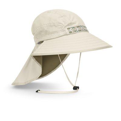kepurė nuo saulės žygiams sunday afternoons adventure hat cream