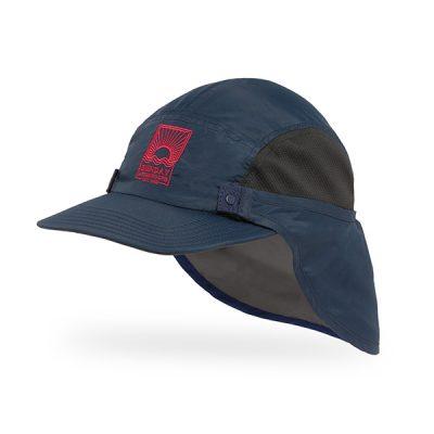 kepurė sunday afternoons adventure mesh cap blue