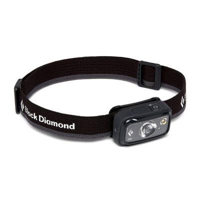 prožektorius ant galvos black diamond spot 350 graphite
