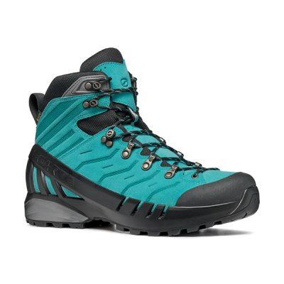 trekingo batai scarpa cyclone s gtx wms ceramic gray