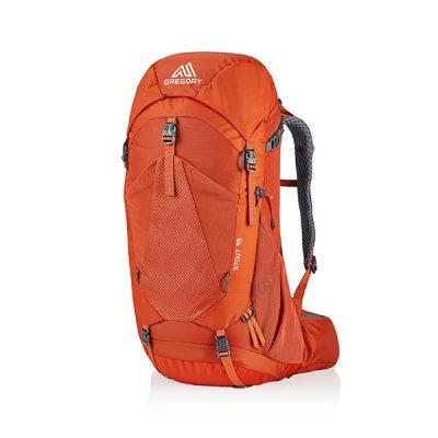 turistine kuprine gregory packs stout 45 orange