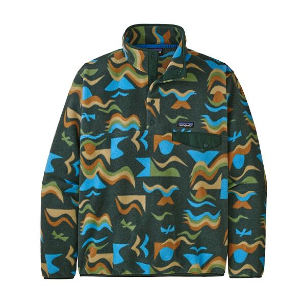 vyriskas dzemperis patagonia synchilla t-snap pullover acgr