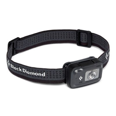 prozektorius black diamond astro 250 graphite