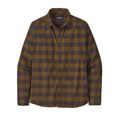 vyriski marskiniai patagonia canyonite flannel shirt bmbn